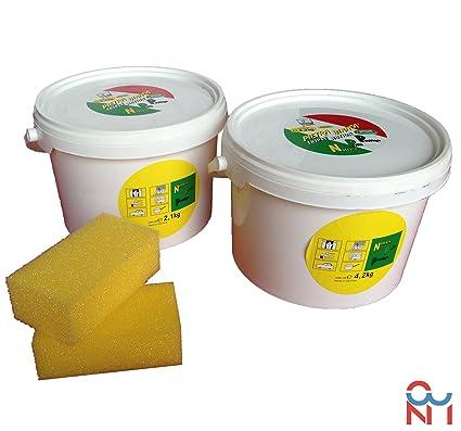 Pasta Pietra Bianca 2,8 kg per pulire sgrassare e lucidare ...
