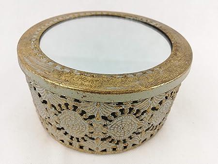 filigrane gold papierkorb