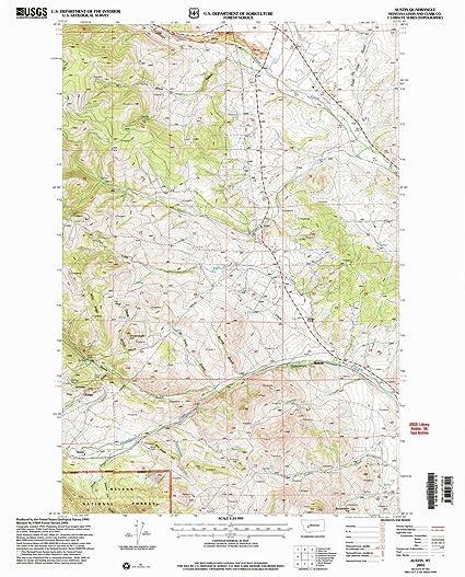 Amazon Com Yellowmaps Austin Mt Topo Map 1 24000 Scale 7 5 X 7 5