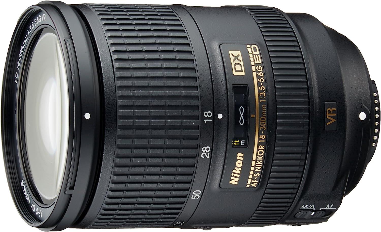 Nikon Af S Dx Nikkor 18 300mm F3 5 5 6g Ed Vr 18 Mm 300 Kamera