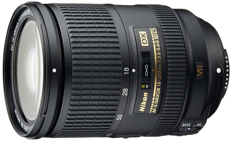 Nikon AF S DX NIKKOR mm f  G ED VR Objetivo