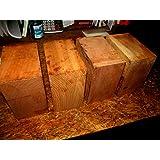Amazon Com One Laminated Bowl Blanks Walnut Maple Kiln Dried