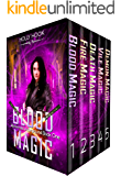 The Abnormals Underground Box Set [Books 1-5][A Teen Urban Fantasy Collection] (English Edition)