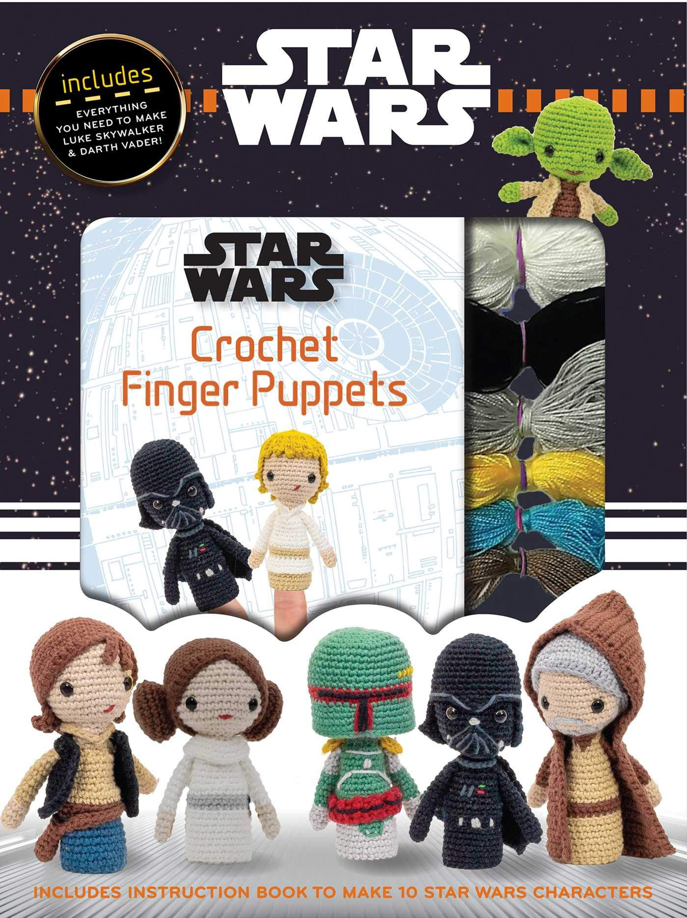 Knitted Star Wars Characters | Creative | Awesomenator - Super ... | 1869x1399