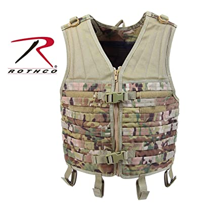 Amazon.com   Rothco Molle Modular Vest c4449c19520