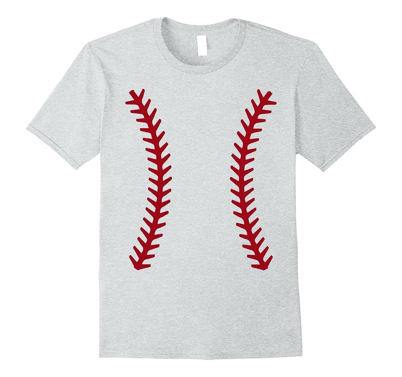 Baseball Halloween Costume Tshirt Sports Ball Shirt-Art