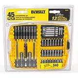 DeWalt DW2145 45-Piece Screwdriving Set