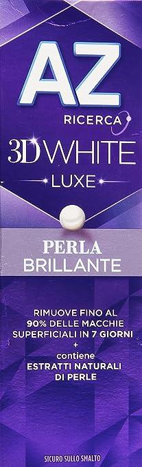 72 opinioni per AZ- 3D White Luxe, Perla Brillante