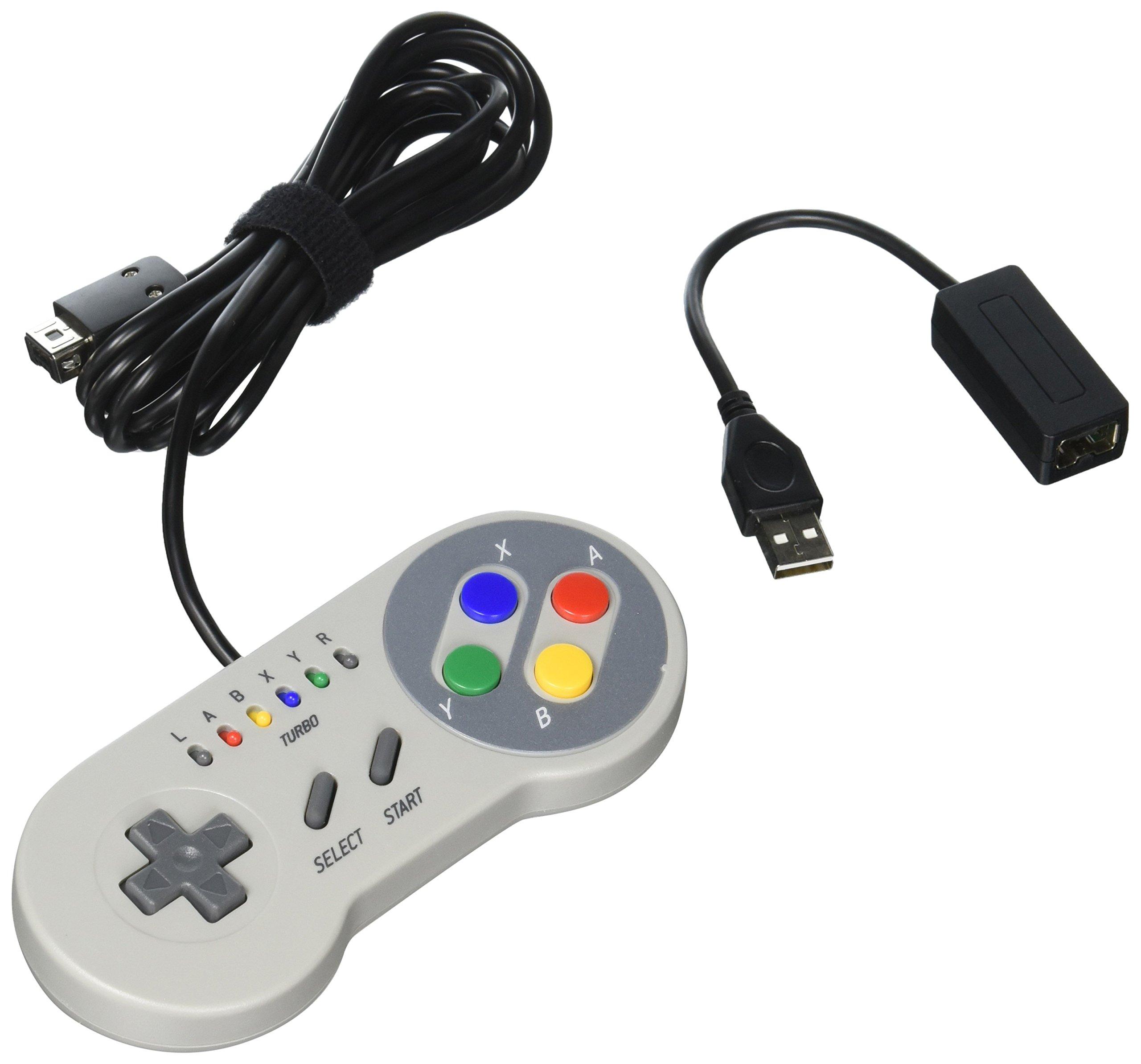 EMiO Edge Gamepad for SNES Mini - Super NES