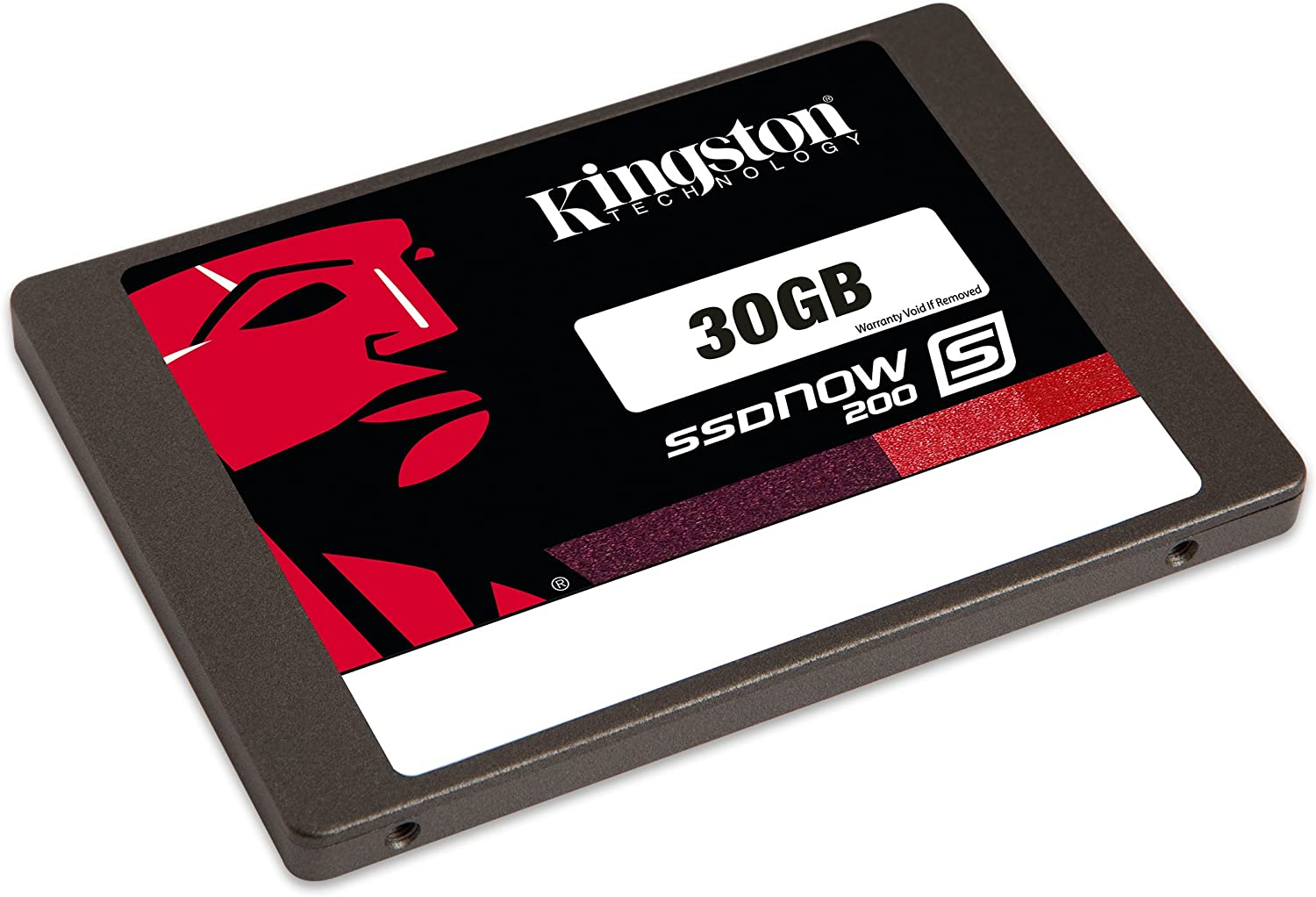 Kingston SSDNow S200 30GB - Disco Duro sólido Interno SSD de 30 GB ...