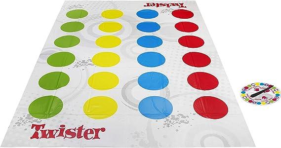 Twister - Hasbro Gaming (Hasbro 98831175): Amazon.es: Juguetes y juegos