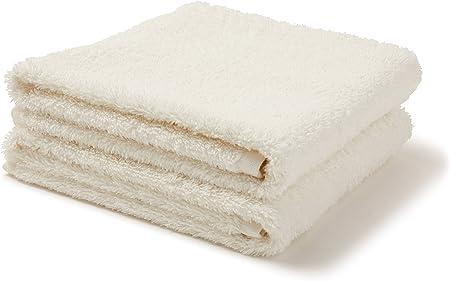 Maatee - Toallas de Mano de algodón orgánico, sin tintes ni lejía ...