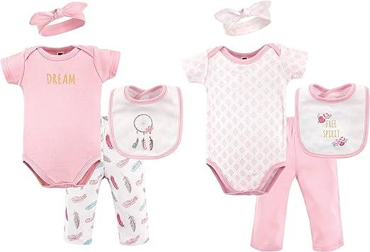 DLPJIAP Unisex Babys Climbing Clothes Set I Love My Big Sister Bodysuit Romper Short Sleeved Light Onesie for 0-24 Months