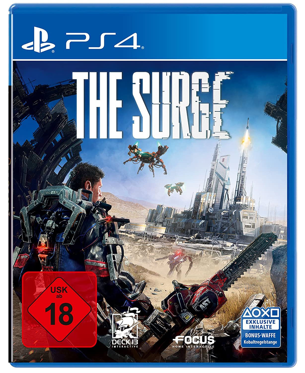 The Surge PS4 amazon