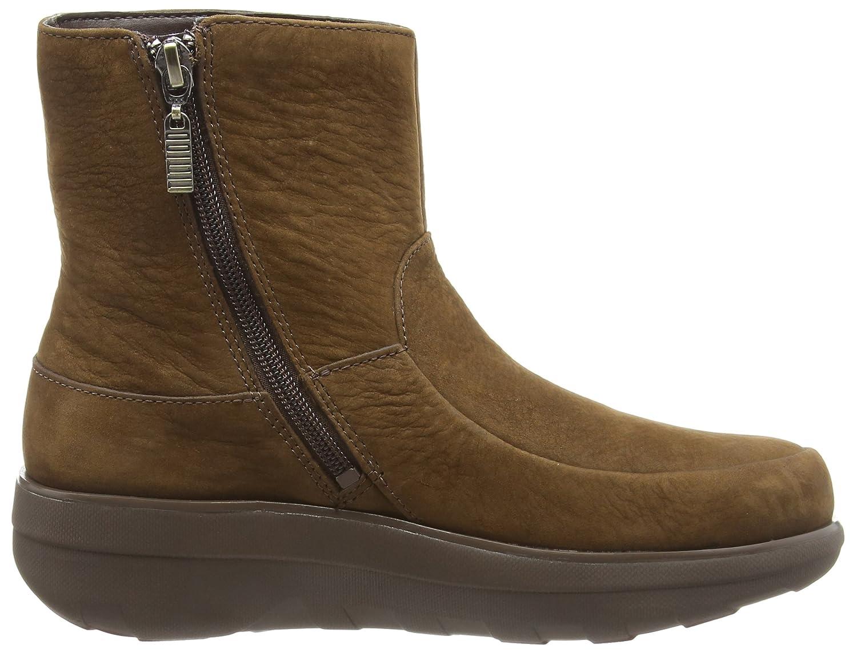 FitFlop Loaff Shorty Zip, Damen Kurzschaft Stiefel: Amazon.de: Schuhe &  Handtaschen