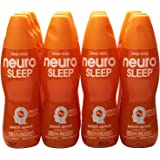 Neuro Nutritional Supplement Drink, Sleep, 14.5-Ounce Bottles (Sleep, Pack of 24)