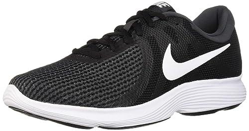 Nike Zapatillas running Revolution 4 negro Hombre