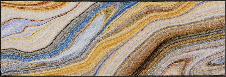 Wash+dry Matte, Polyamide, Beige, 60 x 180 cm