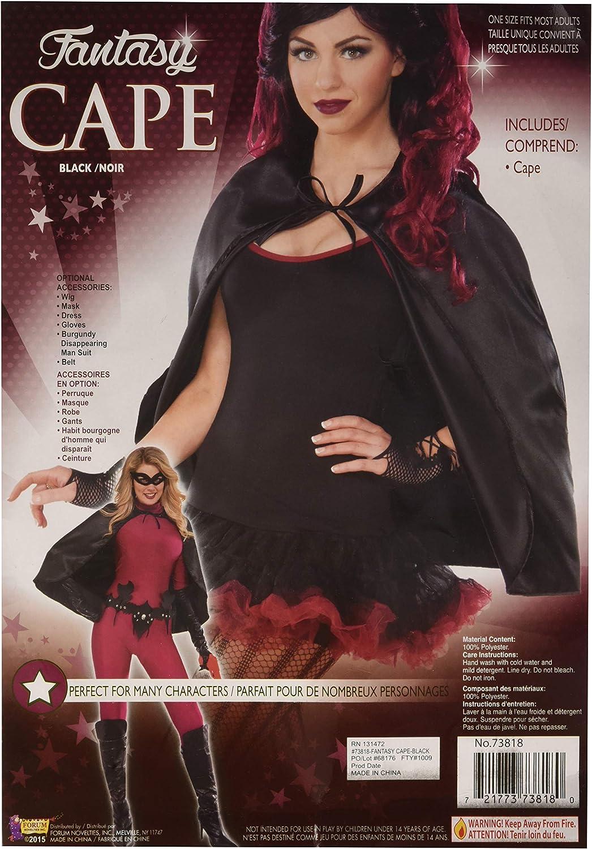 Forum Novelties Fantasy Superhero Cape Adult Costume Accessory