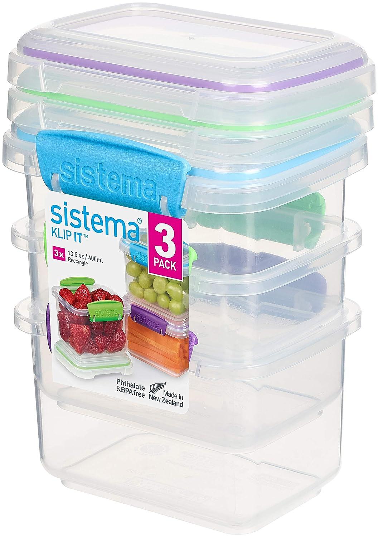 Sistema Klip it Fiambrera de 1,9 litros
