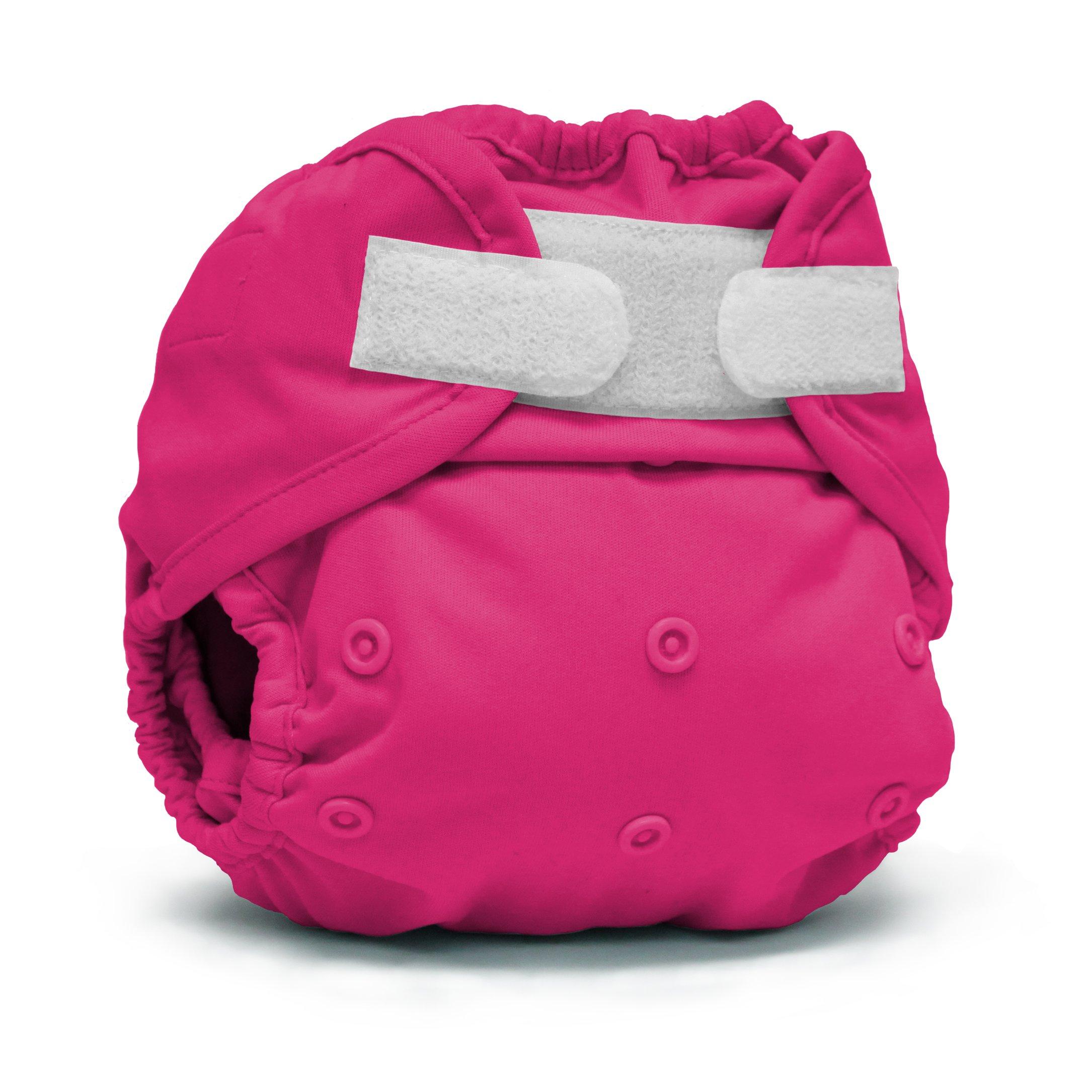 Kanga Care Rumparooz One Size Reusable Cloth Diaper Cover Aplix Sherbert 6-35 lbs