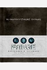 Fringe: September's Notebook Hardcover