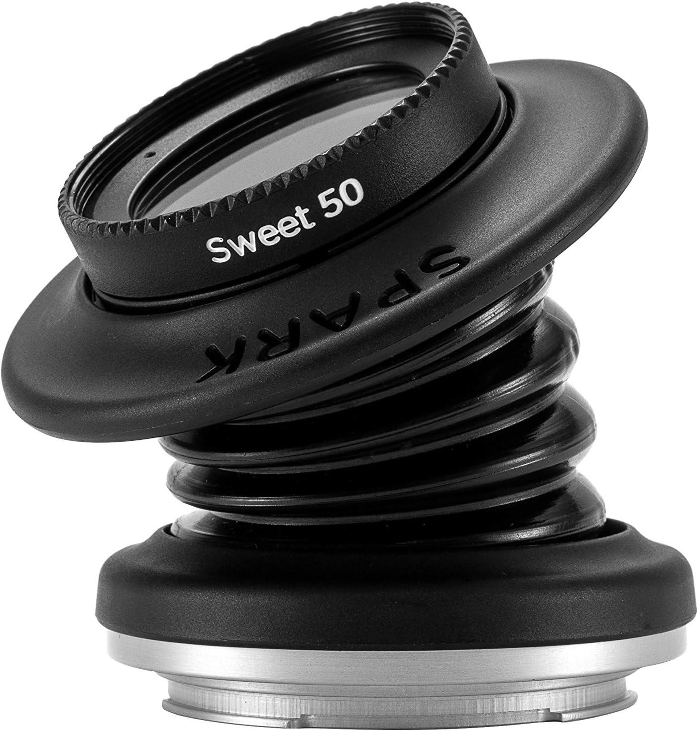 Lensbaby Spark 2 0 Mft Kamera