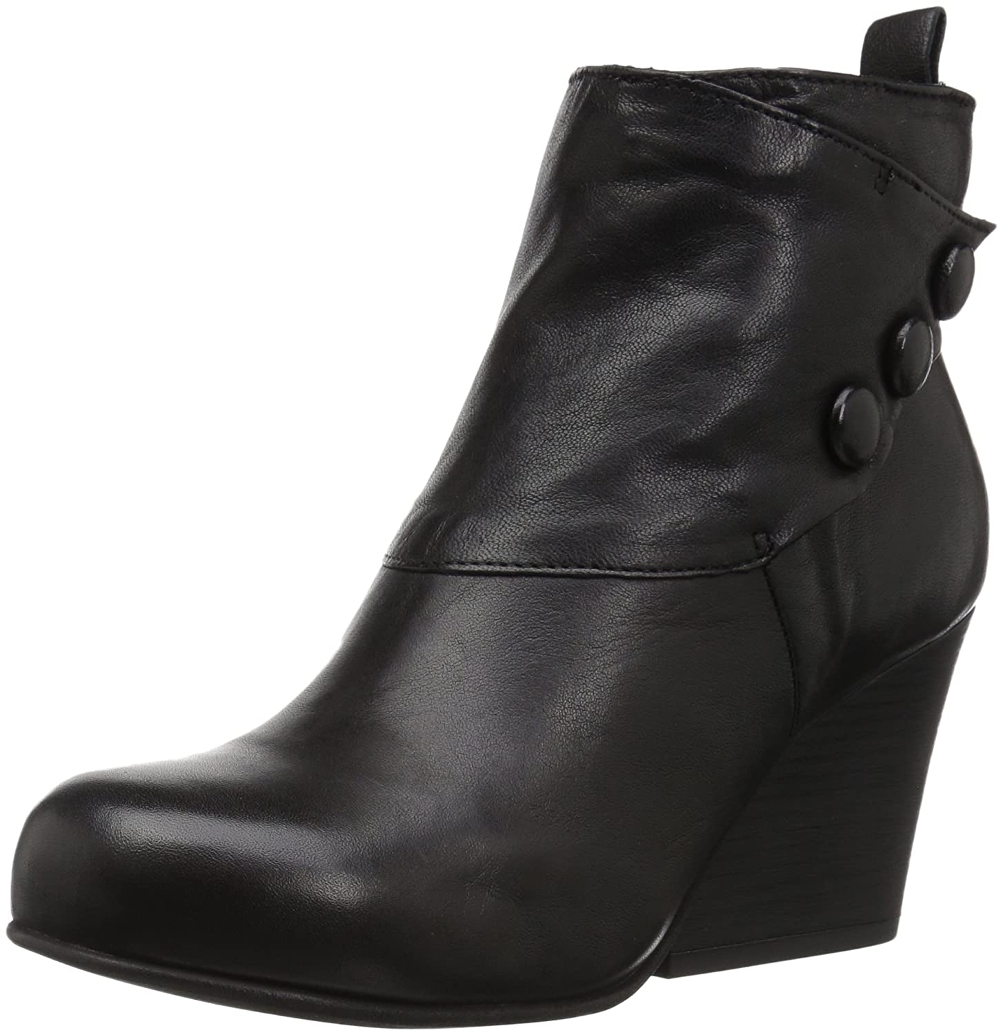 Miz Mooz Women's Keegan Ankle Boot B06XP51QG3 9 B(M) US|Black