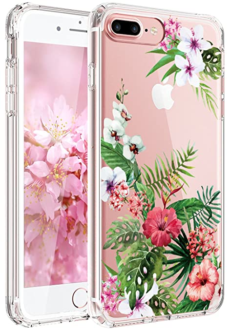 iphone 7 coque floral