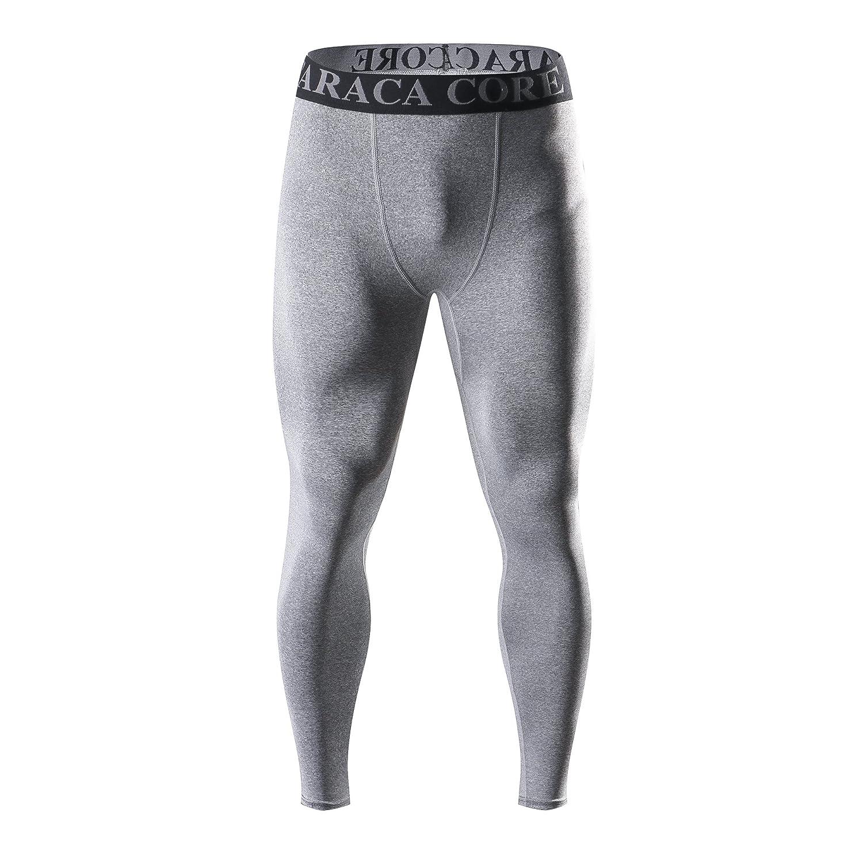 Saraca Core Pantalon de Compression Homme Legging de Sport Baselayer Sport  Fitness Musculation 7ba0ccda8b1