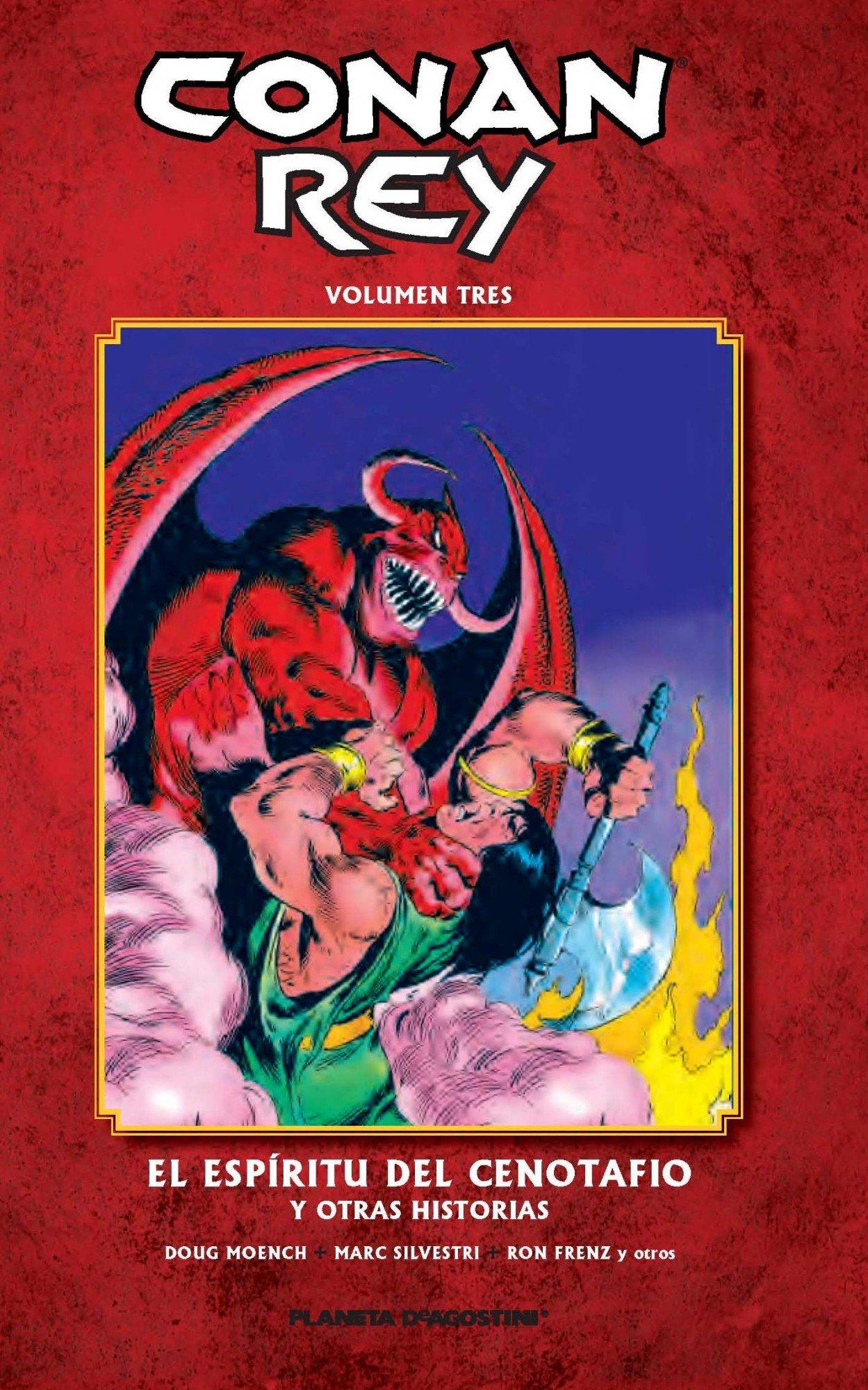 Conan Rey nº 03/11: El espíritu del Cenotafio y otras ...