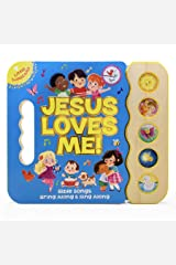 Jesus Loves Me Songbook (Early Bird Sound Books) (Little Sunbeams) Board book