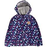 Burton Toddler Girls' Bonded Full-Zip Hoodie Sweatshirt