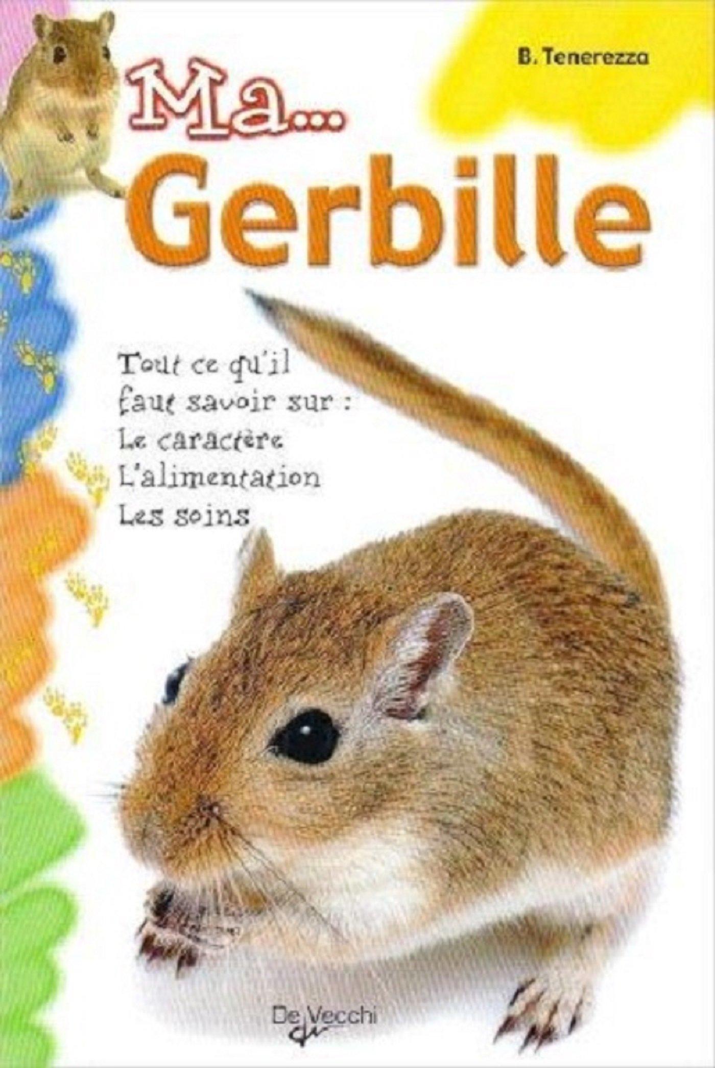 Ma gerbille (French Edition) pdf epub