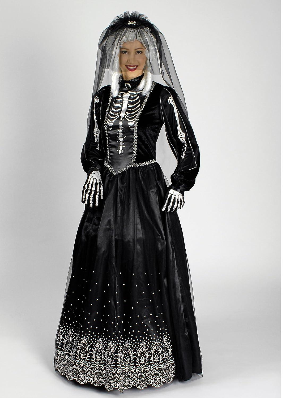 Generique Generique Generique Kostüm Schwarze Braut für Damen M 2e14b5