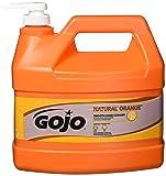 GOJO Natural Orange Smooth Hand Cleaner, Citrus