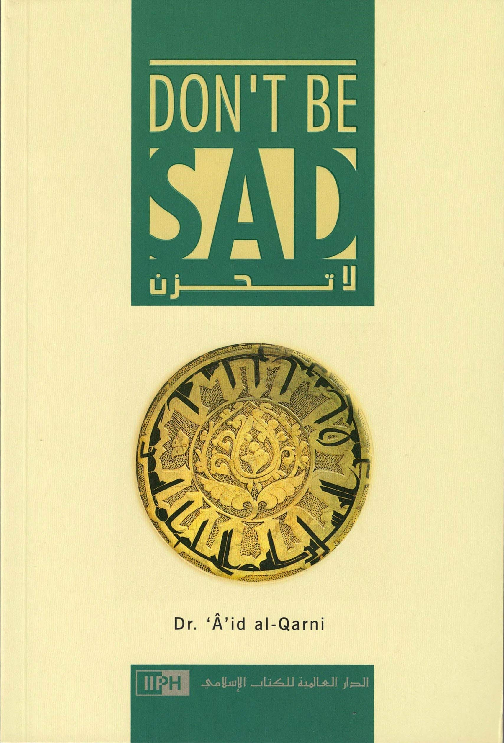 Book sad dont be