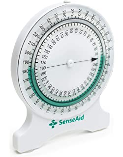 Inclinometer for Physical Therapy | No-Leak PT Inclinometer for Range of Motion (ROM