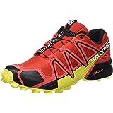 Salomon Speedcross 3 CS Trail Running Shoes - 12: Amazon