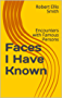 Faces I Have Known: Encounters with Famous Persons (English Edition)
