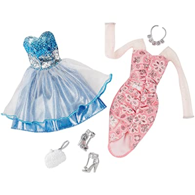 Barbie Fashions Complete Look 2-Pack #3: Toys & Games