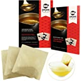 Dashi w/Kombu 3-Minute Japanese Hondashi Broth in 30 Quick Stock Infuser Packets w/Bonito Flakes + Recipe Book for Sneaky Good Flavor by Umami Ninja