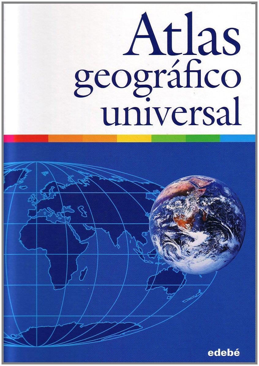 Atlas geografico universal edebe Obras De Referencia/reference Work: Amazon.es: Instituto Geográfico De Agostini, Llerena Del Castillo, Mari Carmen: Libros