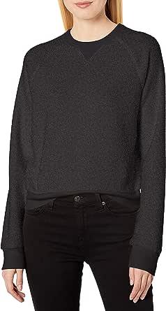 Alternative Womens Pullover Long-Sleeve Sweatshirt