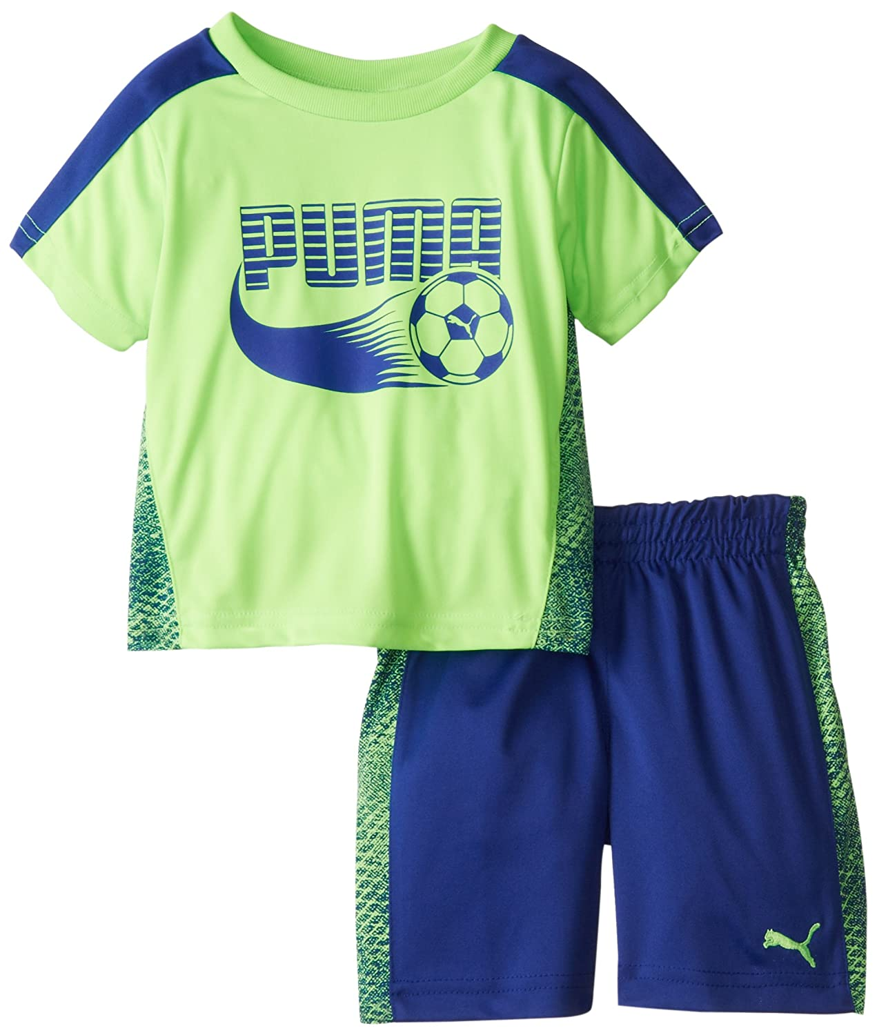 PUMA Baby Boys' Soccer Set PBS44101-344-X*I.50-042914