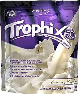 Trophix, Creamy Vanilla, 5 Pounds