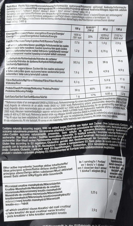 BioTech Hyper Mass Mezcla de Prote/ínas Sabor Vainilla 2270 gr