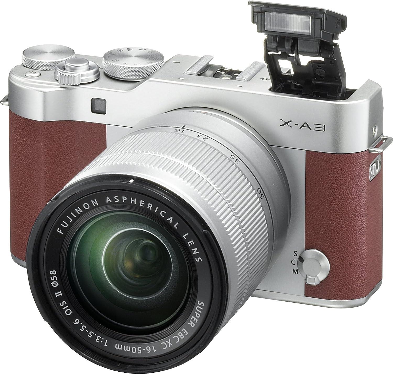 Fujifilm X-A3 Review