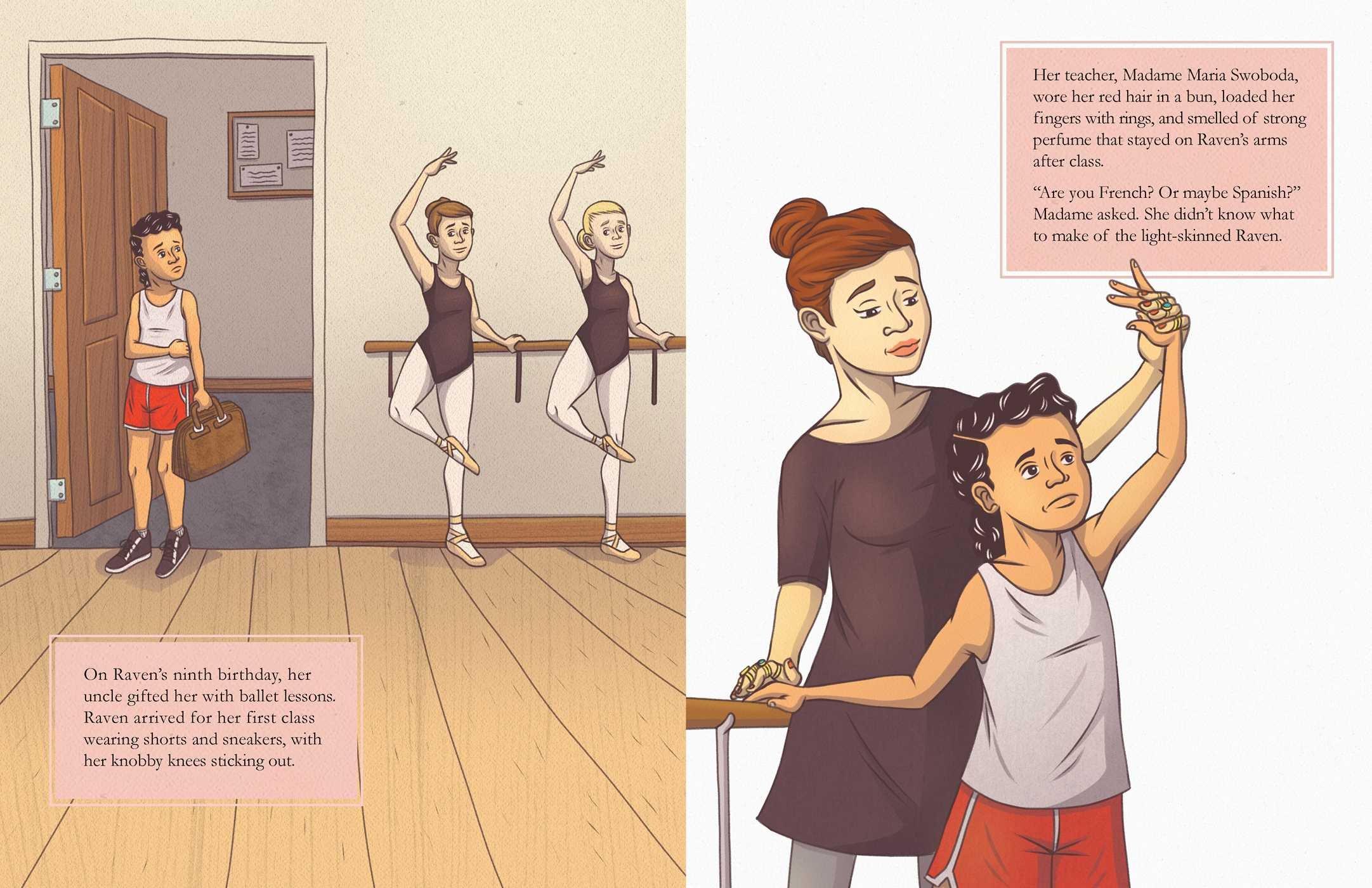 Trailblazer The Story of Ballerina Raven Wilkinson