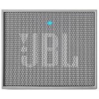 JBL GO Diffusore Bluetooth Portatile, Ricaricabile, Ingresso Aux-In, Vivavoce, Compatibilità Smartphone/Tablet e Dispositivi MP3, Grigio